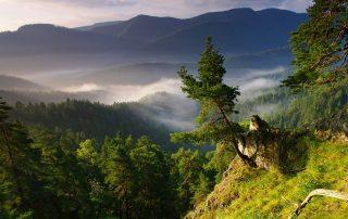 stránky Národného parku Slovenský raj